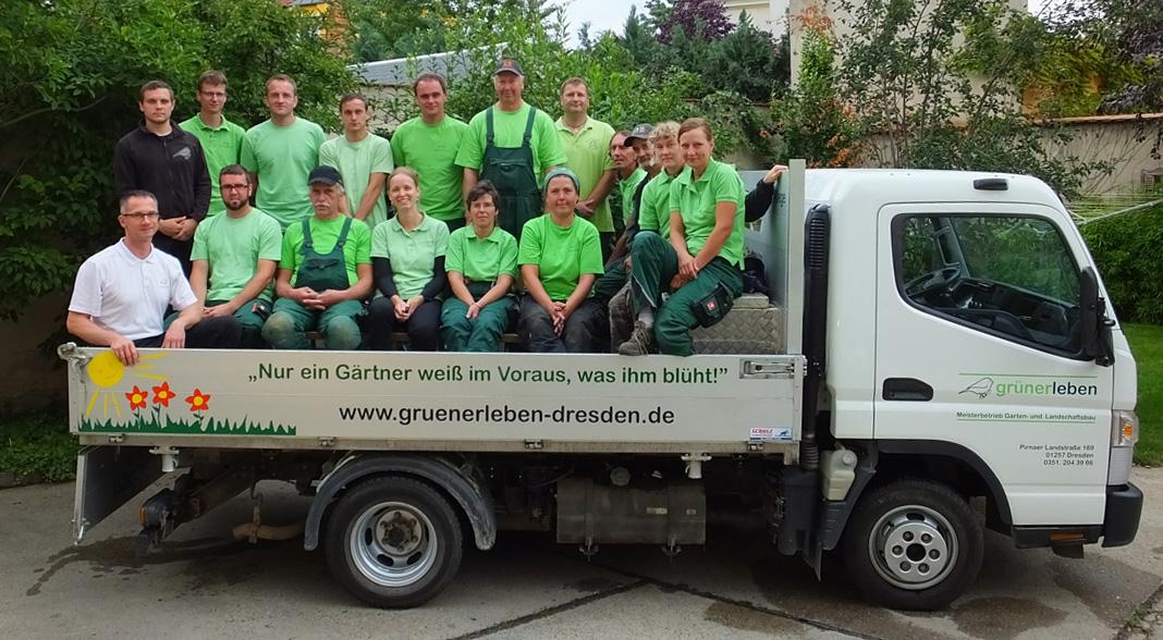 Landschaftsbau Dresden ihre ansprechpartner das team grünerleben